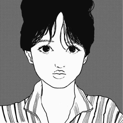加賀まりこ(personal illustration)