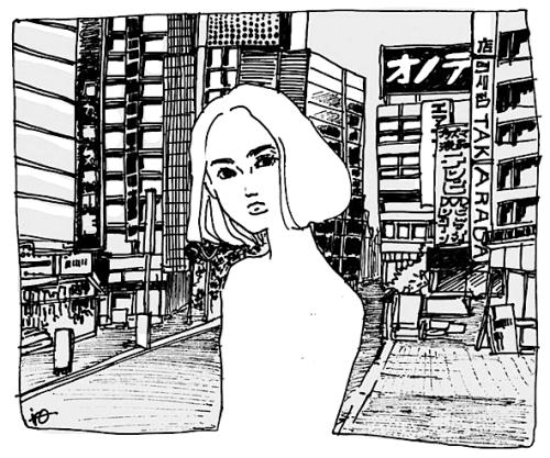 AKIHABARA(personal illustration)