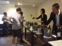 Wine蔵しおり「フランスワイン試飲&立食パーティ」
