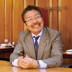 代表取締役 長谷川 克明