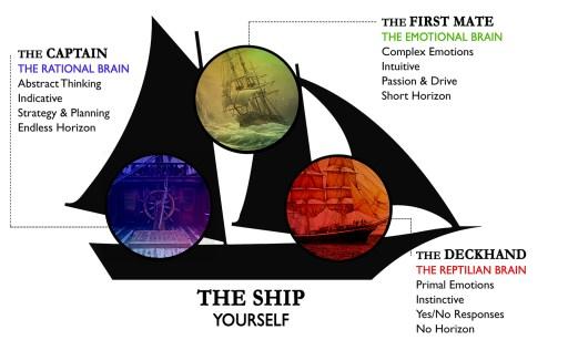 Ship Psychology | Ship Model