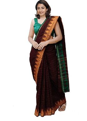 Chettinad Cotton Sarees India