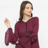 Solid A-Line Top Myntra