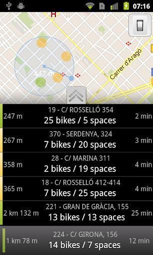 CityBikes App