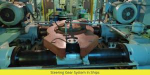 Understanding Steering Gear System in Ships With Clarity