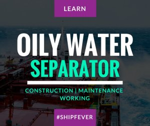 Oily Water Separator Construction Working & Dismantling