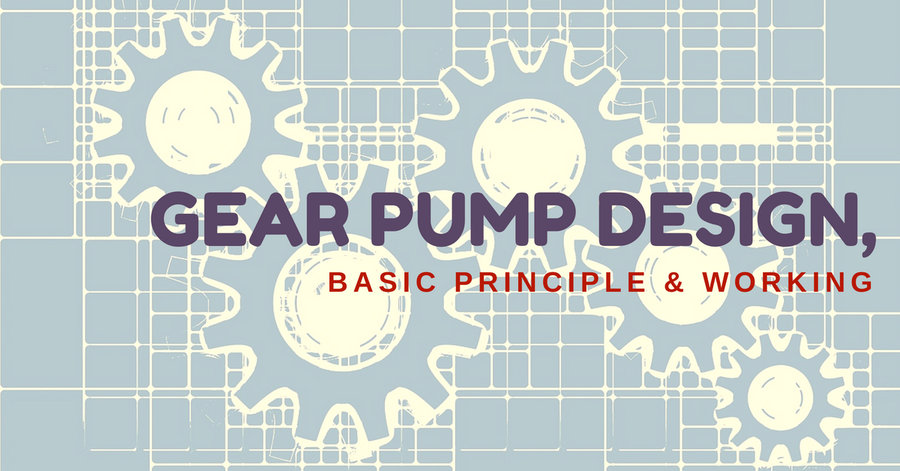 Gear Pump Working Explained