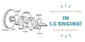 How Does Flywheel Work ? – Its Function & Working Principle