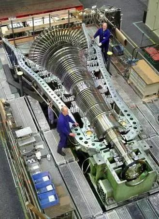 Single Cylinder Turbine