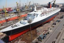 Breathing Life Qe2 Ship Management