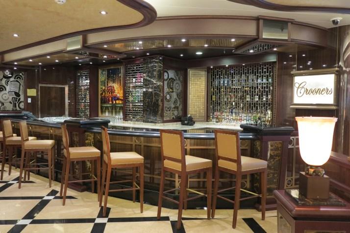 Take a seat: Crooners Bar