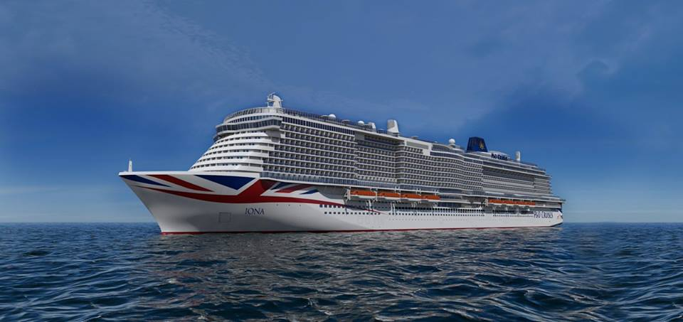 New P&O Cruises ship to be called Iona