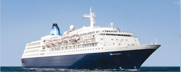 Saga Sapphire to bow out with 33-night Grand Finale voyage ending in a huge farewell party