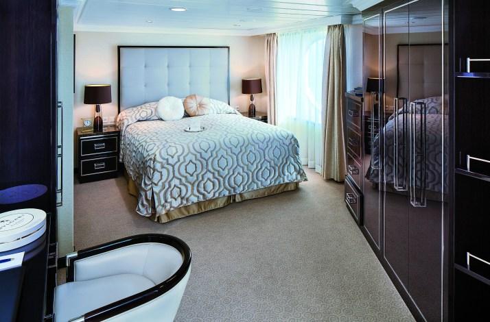 Vista Suite - Bedroom