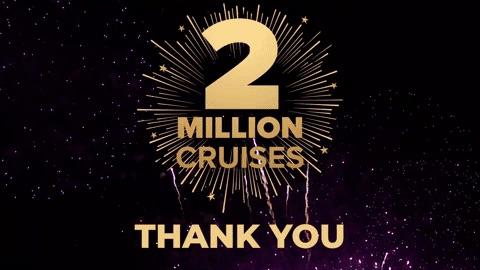 2 Million Thank You