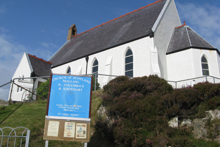 Mallaig Church, Parish of North West Lochaber, Scotland