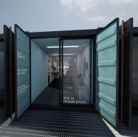 Meet ContainerVille, London's Shipping Container Office ...