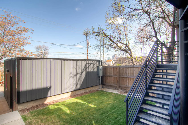 A Luxury Shipping Container Home In Denver