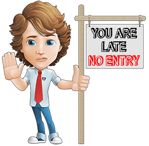 Image for No Entry