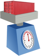 image for container overweight