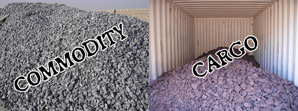 Chrome Ore - Commodity and Cargo