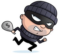 FI for theft