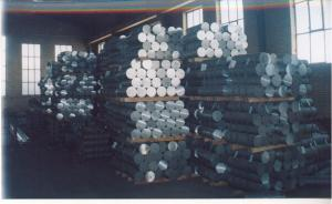 aluminium billets - Cargo types and packing method in containers