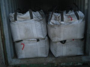 jumbo bags containing cobalt concentrates - Cargo types and packing method in containers