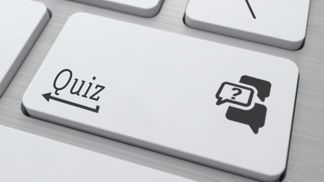 Quiz - Shipping and Freight Resource