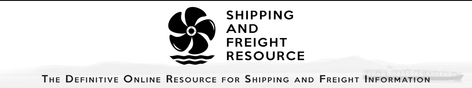 Shipping and Freight Resource