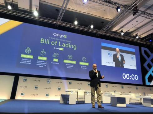 CargoX Smart Bill of Lading - Shipping and Freight Resource
