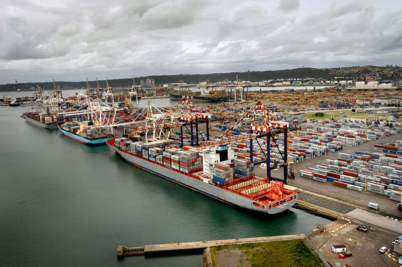 Shipping in South Africa - COVID-19 lockdown