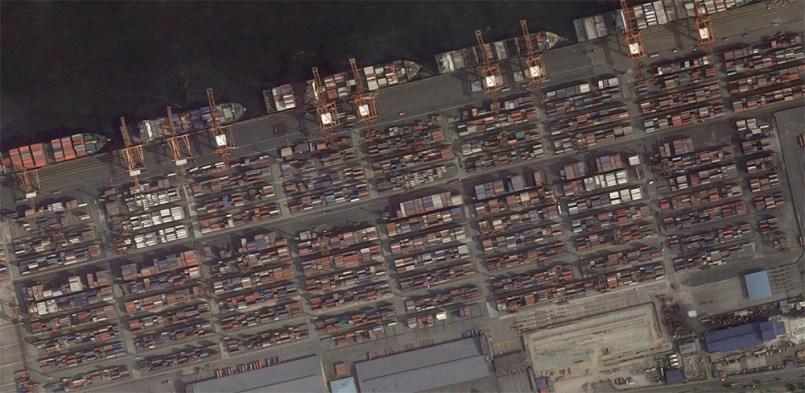 port congestion - shipping and freight resource