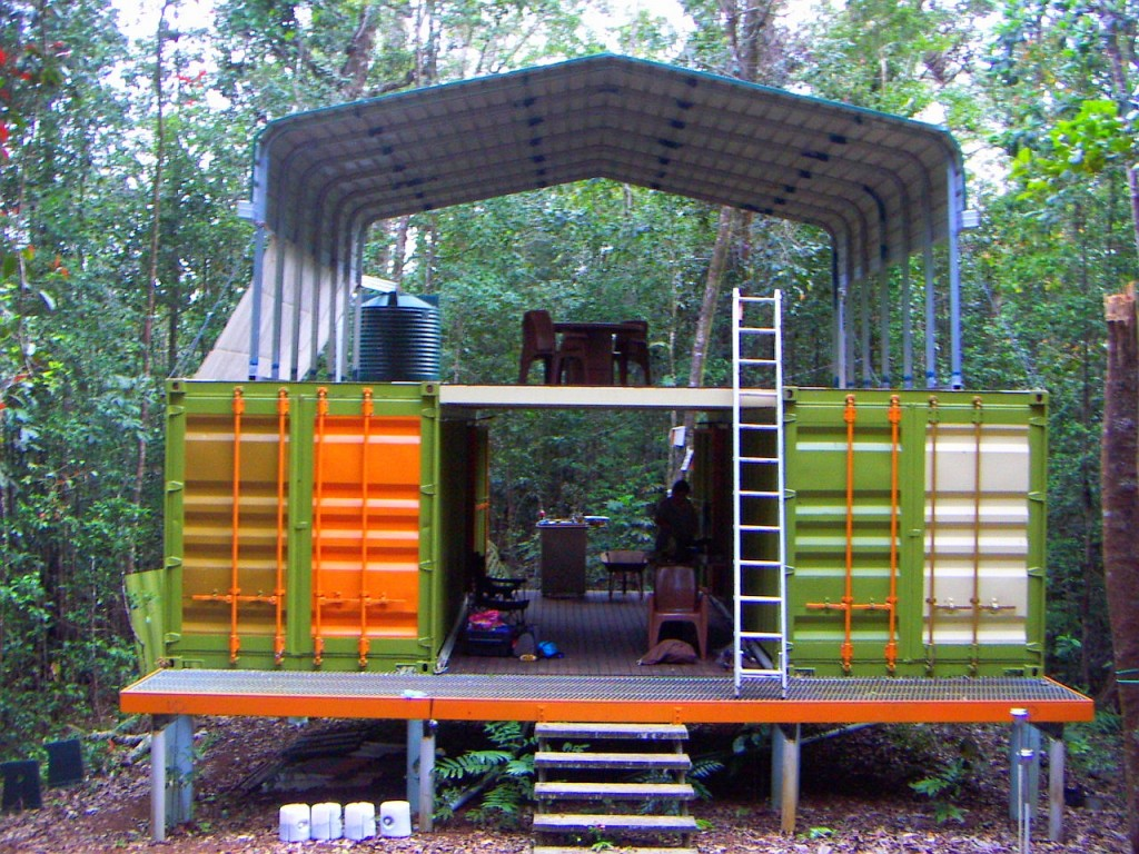 Best Kitchen Gallery: Shipping Container Shelter In Australia of Shipping Container Homes Australia  on rachelxblog.com