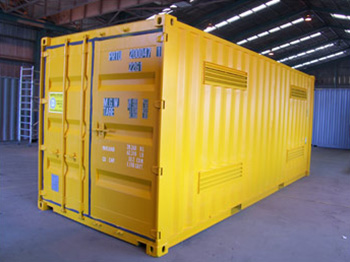 Big Dangerous Goods Storage Container