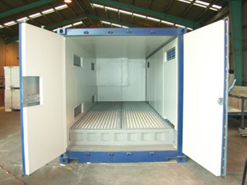 Flammable Liquids Storage Insulated Container