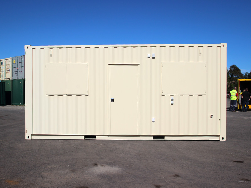 20ft Site Office Container