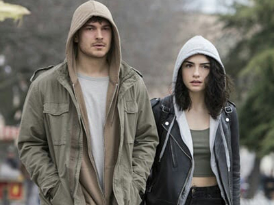 Hakan and Zeynep in The Protector