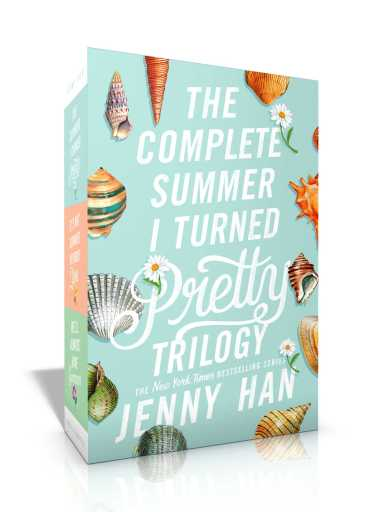 The Summer I Turned Pretty trilogy box set by Jenny Han