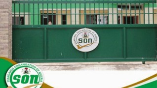 Image result for SON surveillance unit seals warehouse in Lagos