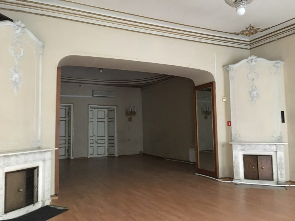 Music/Choral room at the Demidov Mansion