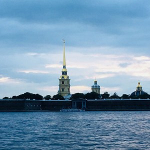 Peter and Paul Fortress