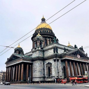 St. Isaac's Cathedral - SAFS Guide