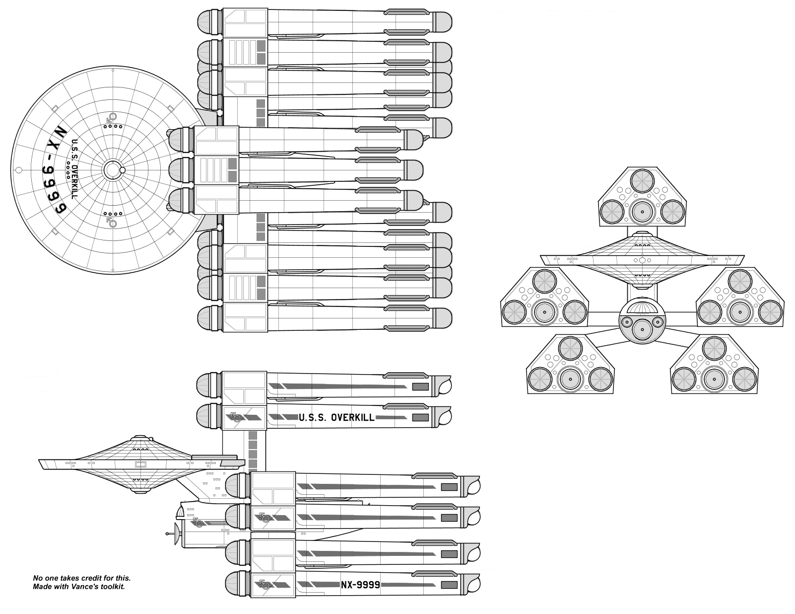 Schematics Made With Vance S Toolkit