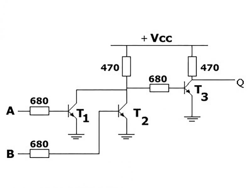 Electronics. Test 5