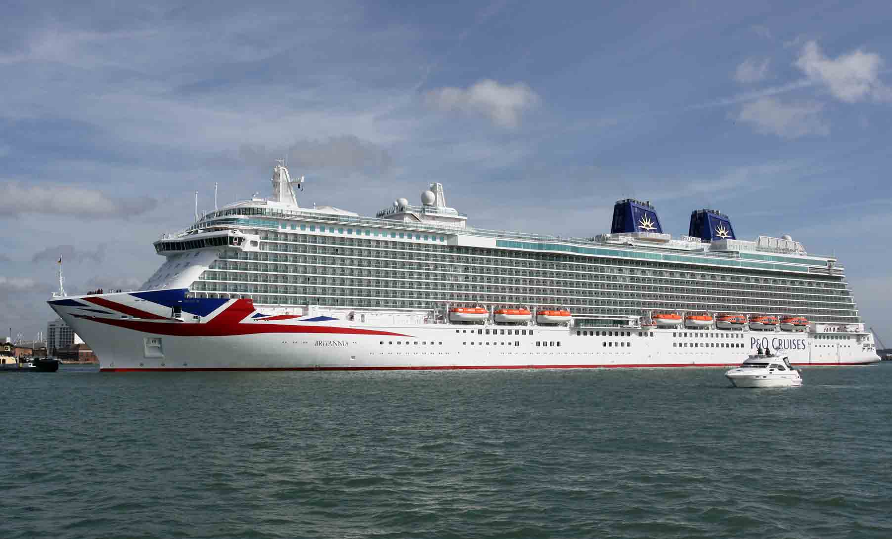 Southampton crowned cruise capital of UK | Ships Monthly