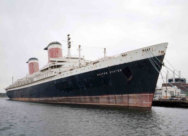 Ship SS United States