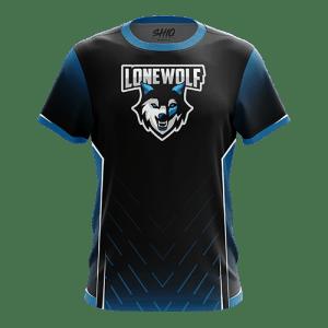 Lonewolf Esports jersey