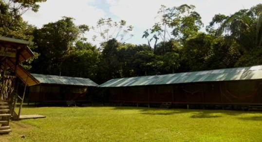 Shiripuno Lodge - Our low nature impact lodging facilities in equilibrium with nature.