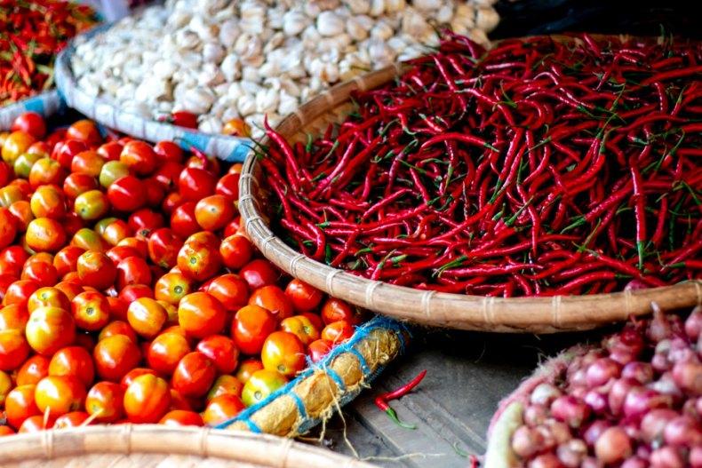piment cabe keriting, Java, Indonésie, démarche éthique et responsable, épices de terroir, single origin spices, développement durable, épices paris, épices en vrac, épices sourcées en direct petits producteurs